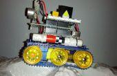 Arduino aangedreven RC tank