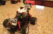 Makkelijk te maken van de RC Lego-auto.