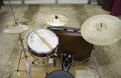 Bouwen van een koffer Drum Set