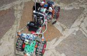 RoverBluetooth: Arduino gebaseerde Bluetooth auto