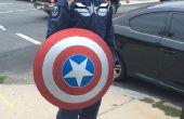 Captain America Stealth pak