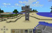 Eenvoudige Minecraft Lift