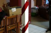 Coat Rack / Christmas Stocking Stand
