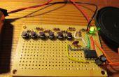 Hoe maak je een elektronische piano met een 555 IC