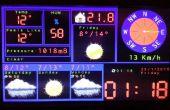 Arduino TFT voorspelling weerstation met ESP8266