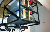 3D home cinema voor onder een grote