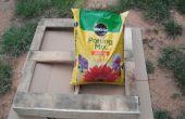 Hoe maak je een verhoogde Pallet Garden Bed