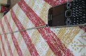 Maken van een mobiele antenne om te luisteren naar FM-Radio zonder hoofdtelefoon