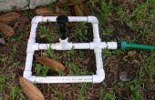 Eenvoudige Tuin Sprinkler uit inground pop-up sproeiers