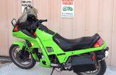 How to build een elektrische motorfiets van 96 Volt How