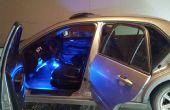 Auto interieur LEDs