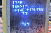 The Word Clock - Arduino version