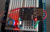 Goedkope Arduino WiFi schild met ESP8266