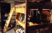 Loft Bed trap