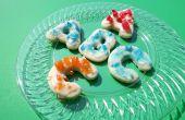 Terug naar School behandelt: ABC Cookies