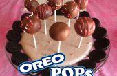 Oreo-Pops Let op!!! ZEER VERSLAVEND!