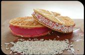 Ijs Sandwiches - kleurrijke en aangepaste