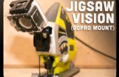 Jigsaw visie GoPro Mount