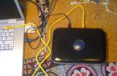 Vaart opwaarts uw (papa's satelliet) Internet-verbinding met een draadloze Router Dual-Band