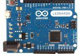 Stap voor stap handleiding voor de Arduino Leonardo