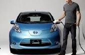 3 eenvoudige stappen om een elektrisch voertuig in uw oprit.