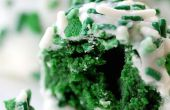 Green Velvet Cake Pops - Perfect voor de St. Patrick's Day-seizoen
