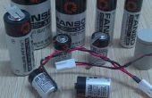 3.6V lithiumbatterij ER18505 voor slimme watermeter
