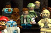 Lego Star Wars uiteindelijke animatie