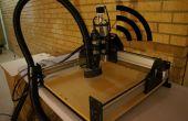 Controle van uw CNC over Wi-Fi