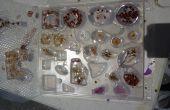 Making resin jewelry