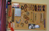 Prikbord accessoire organisator