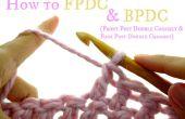 Hoe aan de voorzijde en achterzijde post dubbele haak (FPDC & BPDC)