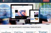PSD naar E-mail conversie & E-mail sjablonen Design Service Provider