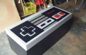 How-To: Giant NES Controller