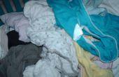 Wat te doen met oud ondergoed / t-shirts enz