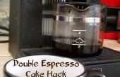 Dubbele Espresso Cake Hack