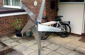 Efficiënte DIY windturbine