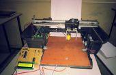 Transformatie van oude printer aan geautomatiseerde stempelmachine