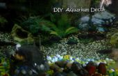 Beton Aquarium Decor