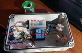AC lichte 433 mhz radio gecontroleerde timer met arduino