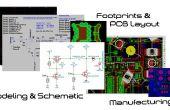 SMT Reflow solderen met Kapton blad soldeer Stencil
