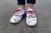 Fiets Canvas schoenen