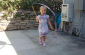 How to make een lint stok voor uw junior gymnast.