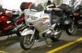 R1150RT mount voor GPS en spullen