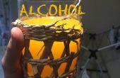 Hoe te maken Super goedkoop home-brew Kool steun wijn/Alcohol
