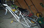 Hoe maak je een spreker fiets