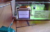 DIY LiPo Li-Ion acculader van oude cellphone