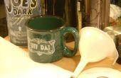 Hoe maak je 1 kopje koffie MacGyver