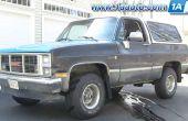 Hoe Vervang de achterste overdracht zaak Tailshaft Seal op een Full-Size Chevy Blazer, Chevy Truck, GMC Jimmy of GMC Truck