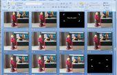 Maken van een Stop-motion-video stomme Film met behulp van Powerpoint